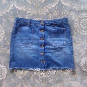 Urban Outfitters BDG Denim Skirt
